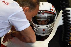 Paul Stoddart, F1 Experiences 2-Seater passenger Owen Wilson