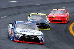 Ryan Preece, Joe Gibbs Racing Toyota, Matt Tifft, Joe Gibbs Racing Toyota