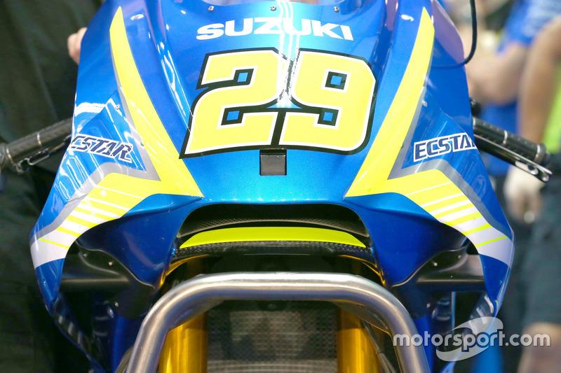 2017 - Suzuki