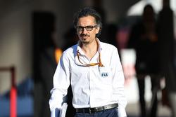 Laurent Mekies, FIA Safety Director