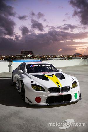 John Baldessari''s BMW M6 GTLM Art Car