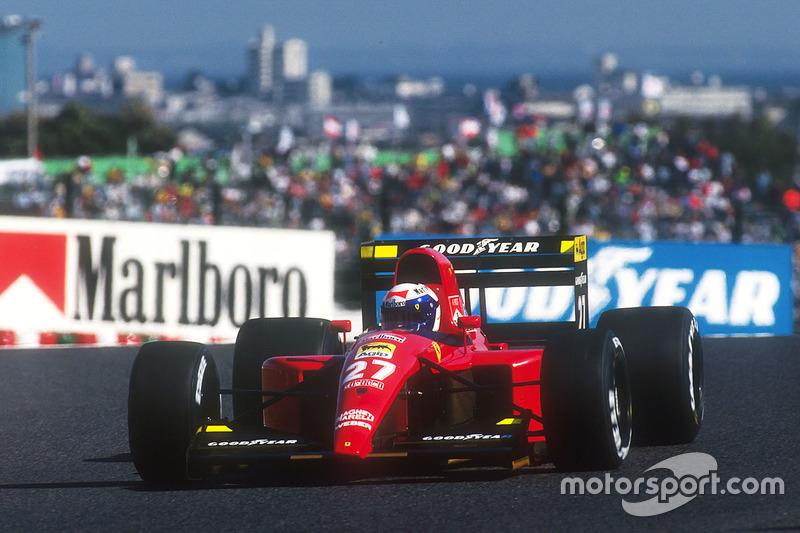 1 - Alain Prost, Ferrari - 1991