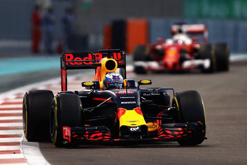 Daniel Ricciardo - 25 grandes premios