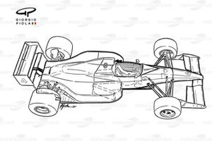 Tyrrell 019 1990 overview