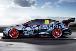 Next-generation Holden Commodore Concept