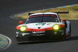 #91 Porsche Team Porsche 911 RSR: Ріхард Літц, Фредерік Маковєцкі, Патрік Пілет