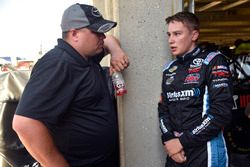 Christopher Bell, Kyle Busch Motorsports Toyota and Rudy Fugle