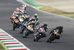 Andrea Migno, Sky Racing Team VR46 leads