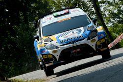 Alessandro Perico, Mauro Turati, Ford Fiesta WRC, Team Autoservice Sport