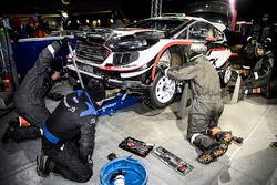Mechaniker von M-Sport