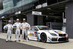 #99 Walkenhorst Motorsport, BMW M6 GT3: Jörg Müller, Nico Menzel, Ricky Collard