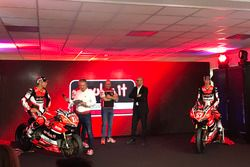 Superstock 1000: Michael Rin ve Mike Jones, Ducati Team