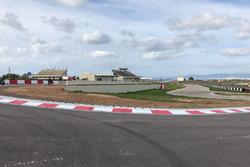 Timo Scheider track at Mallorca