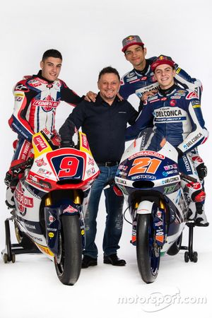 Jorge Martín, Gresini Racing Team ve Fabio Di Giannantonio, Gresini Racing Team ve Fausto Gresini, T