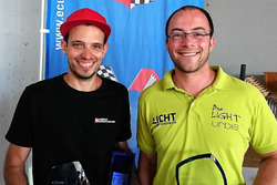 Marcel Maurer mit Philip Egli