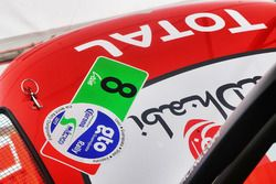 Car detail of Stéphane Lefebvre, Gabin Moreau, Citroën C3 WRC, Citroën World Rally Team