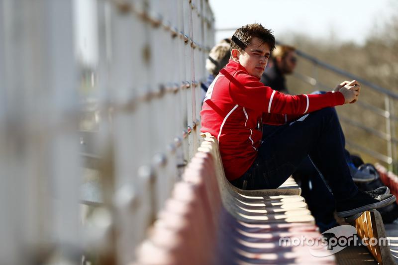 L'avis du Champion en titre, Charles Leclerc