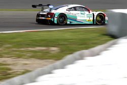 #1 Montaplast by Land-Motorsport, Audi R8 LMS: Connor De Phillippi, Christopher Mies