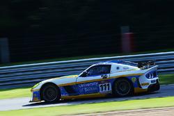 #111 Century Motorsport Ginetta G55 GT4: Anna Walewska, Mike Simpson
