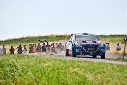 Josè Antonio Suarez, Peugeot 208 T16