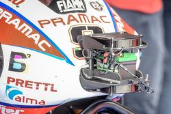 La moto di Danilo Petrucci, Pramac Racing