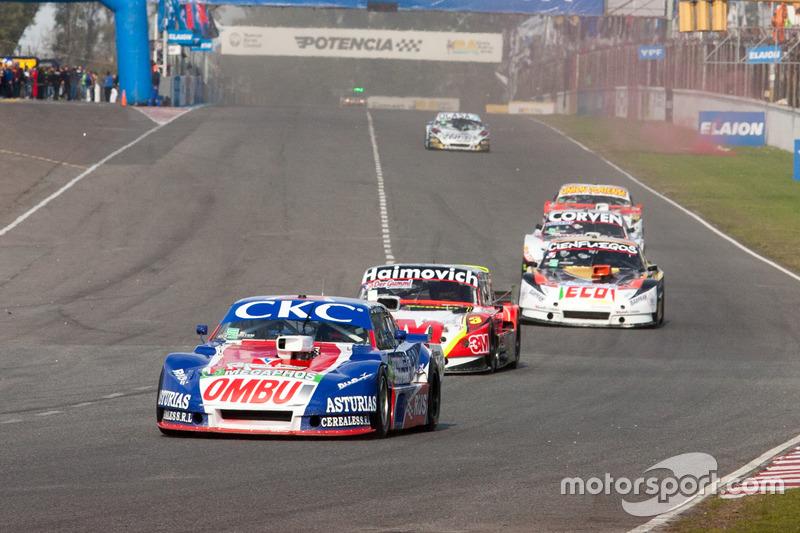 Sebastian Diruscio, Diego Verriello, Santiago Alvarez, SGV Racing Dodge, Mariano Werner, Marcos Muchiut, Juan Ronconi, Werner Competicion Ford
