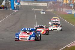 Sebastian Diruscio, Diego Verriello, Santiago Alvarez, SGV Racing Dodge, Mariano Werner, Marcos Much