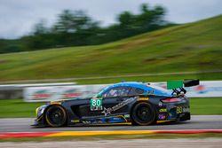 #80 Lone Star Racing Mercedes AMG GT3: Dan Knox, Mike Skeen