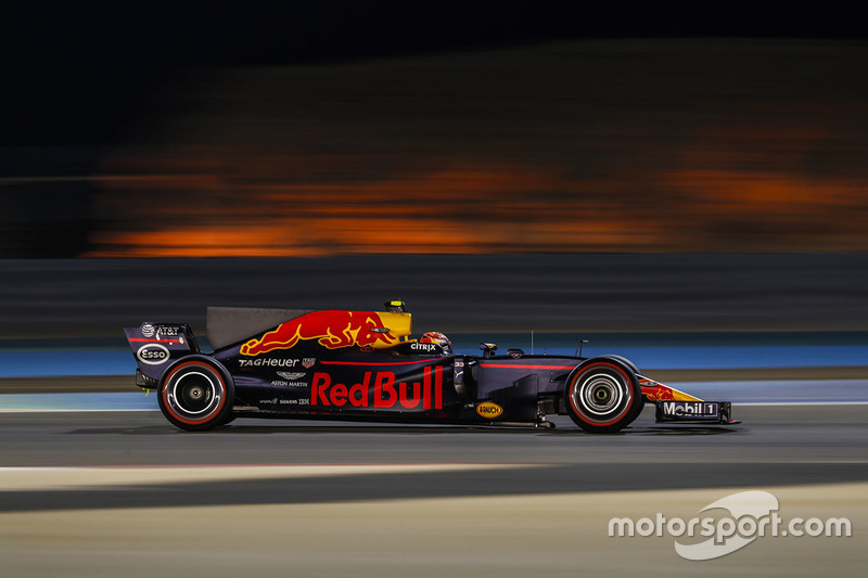6: Max Verstappen, Red Bull Racing RB13