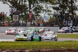 Gaston Mazzacane, Coiro Dole Racing Chevrolet, Gabriel Ponce de Leon, Ponce de Leon Competicion Ford