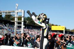 Segundo lugar y Campeón 2017, Lando Norris, Carlin Dallara F317 - Volkswagen