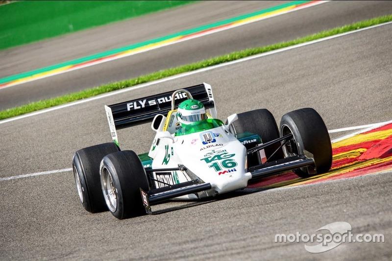 Williams FW08C. Сезон: 1983. Цена по запросу
