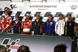 Scott Redding, Pramac Racing, Dani Pedrosa, Repsol Honda Team, Andrea Dovizioso, Ducati Team, Marc M