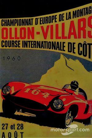 Ollon-Villars, locandina 1960