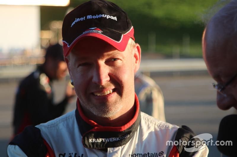 Marcel Steiner, Steiner Motorsport