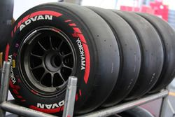 Yokohama soft tyres