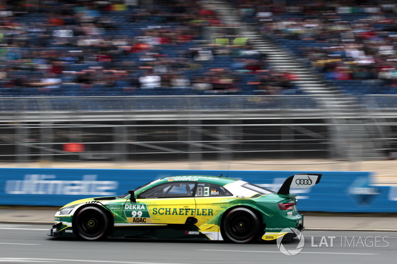 Ausfall: Mike Rockenfeller, Audi Sport Team Phoenix, Audi RS 5 DTM