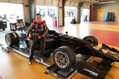 Belardi Auto Racing announcement