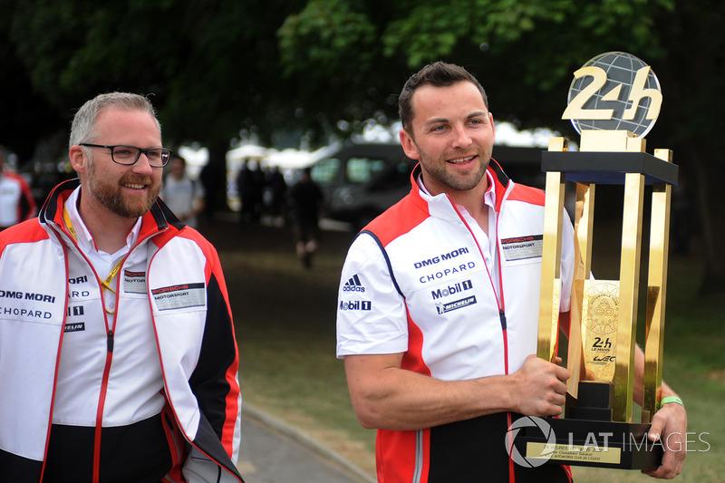 Porsche Le Mans Trophy