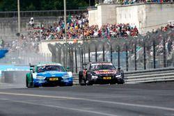 Loic Duval, Audi Sport Team Phoenix, Audi RS 5 DTM, Marco Wittmann, BMW Team RMG, BMW M4 DTM