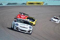 #72 MP2A Porsche GT3 driven by Warren Cooper & Shane Lewis of MGM Motorsports