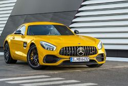 Mercedes AMG GT C Coupe
