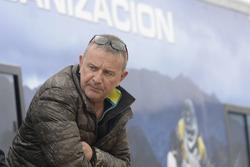 Etienne Lavigne, Dakar race director