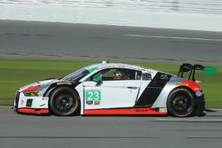 #23 Alex Job Racing Audi R8 LMS GT3: Bill Sweedler, Pierre Kaffer
