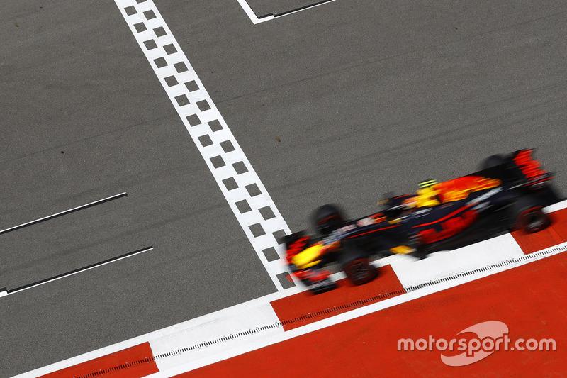 5. Max Verstappen, Red Bull Racing RB13
