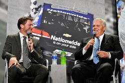 e30dfa1740 Dale Earnhardt Jr., Hendrick Motorsports Chevrolet, Rick Hendrick