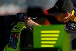 Crewmitglied von Simon Pagenaud, Team Penske, Chevrolet
