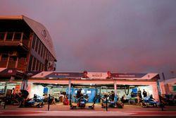 Renault e.Dams garage