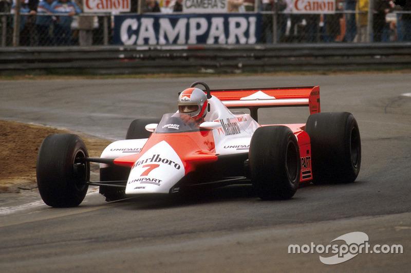 1982 John Watson, McLaren