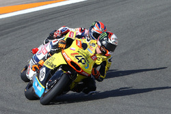 Alex Rins, Paginas Amarillas HP 40, Lowes